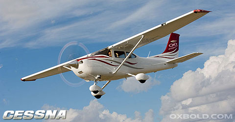 Cessna 172 Fixed Wings Aircraft