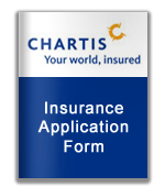 Chartis Insurance Application Form